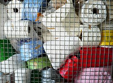 リサイクルできるプラスチック製品
